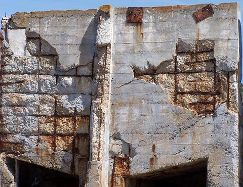 Terahertz Waves Detect Early Corrosion In Concrete Encased