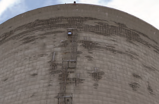 Protecting Concrete Cooling Towers from Corrosion