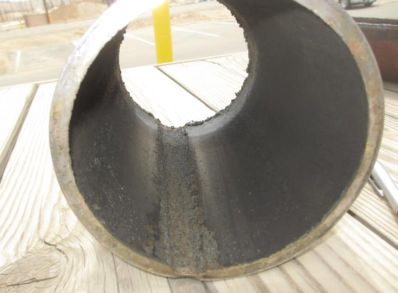 Continuous Remote Corrosion Monitoring Supports