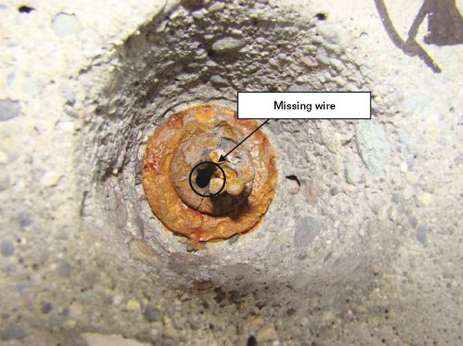 Wire/Strand Slippage—A Potential Failure Mode for Post-Tensioning
