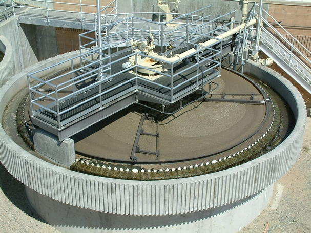 Polyurea Coatings Protect Aging Concrete Wastewater